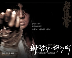 Fighter in The Wind (2004)