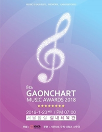 8th Gaon Chart Music Awards