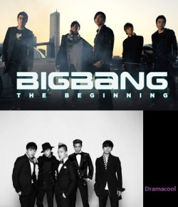 BIGBANG The beginning