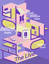 BTS BANG BANG CON THE LIVE