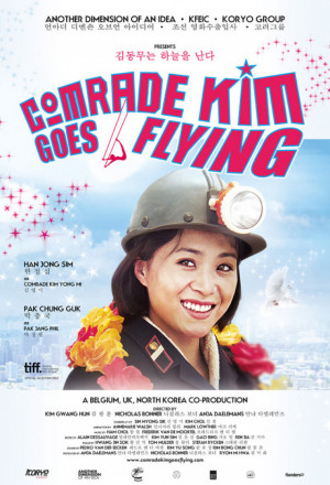 Comrade Kim Goes Flying