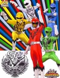 Doubutsu Sentai Zyuohger Super Animal War
