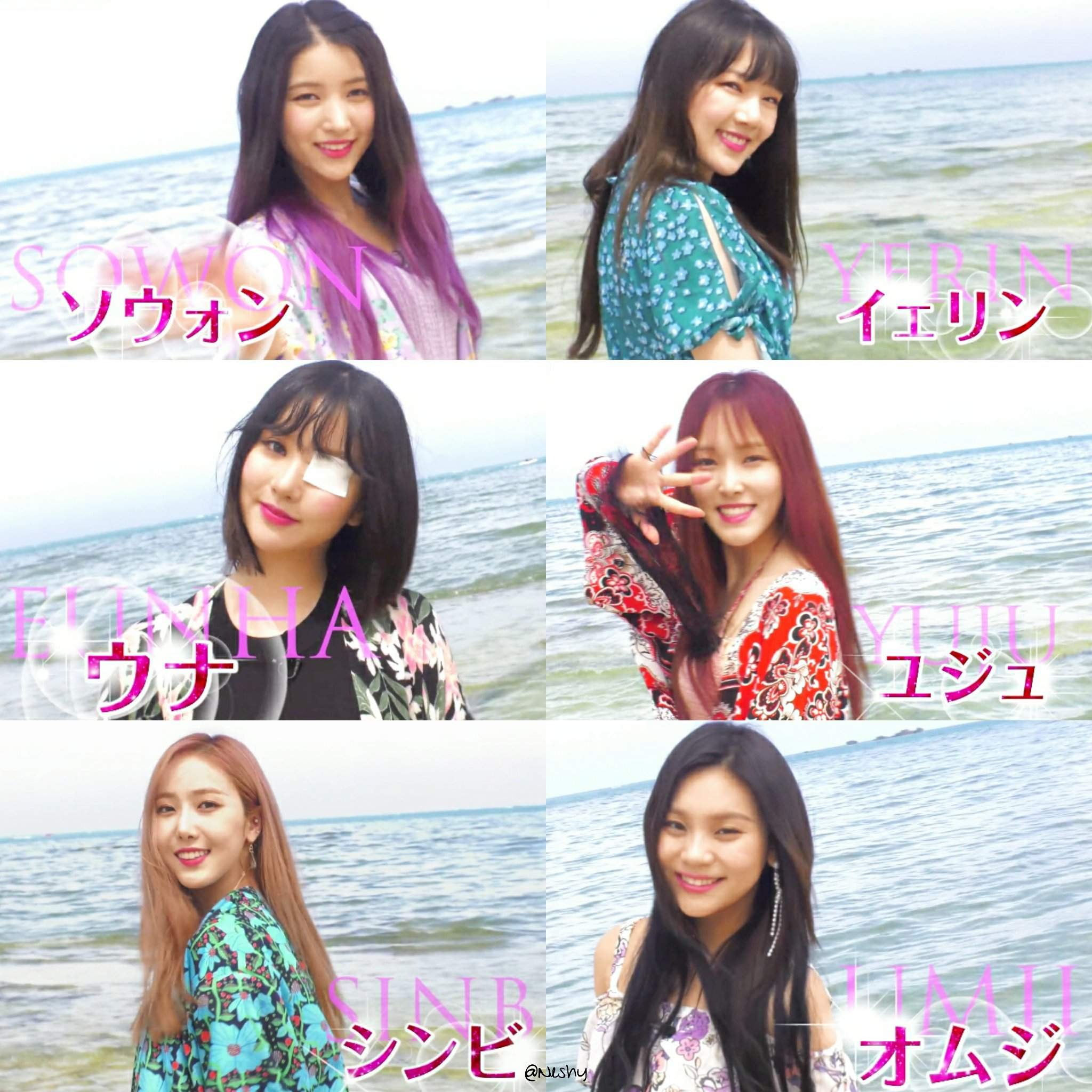GFRIEND Summer Vacation in Okinawa