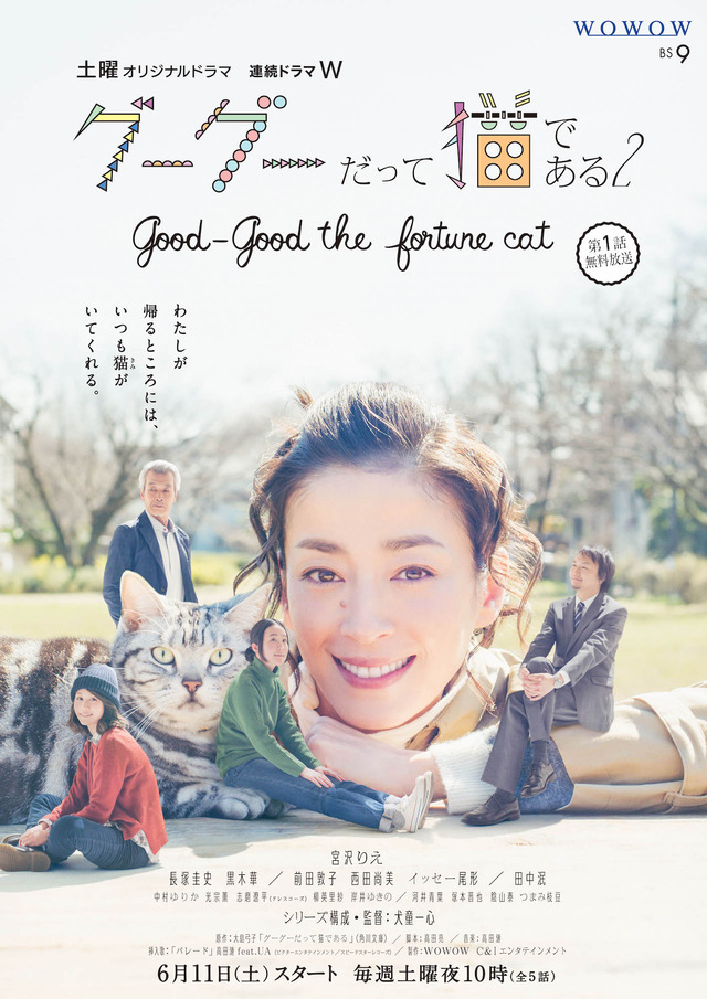 Gou Gou, The Cat 2: Good Good The Fortune Cat (2016)