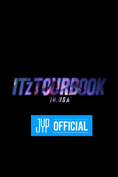 ITZY IT'z TOURBOOK 2