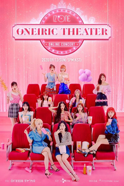 IZ*ONE CHU: Season 4