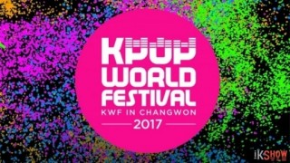 Kpop World Festival 2017 in Changwon