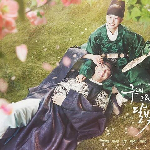 Moonlight Drawn by Clouds Special