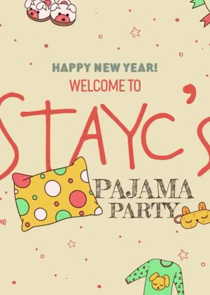 Stayc's Pajama Party (2021)