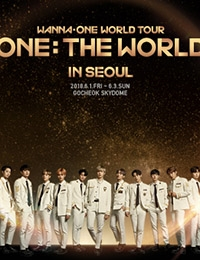 Wanna One World Tour – ONE: THE WORLD in Seoul
