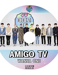 Wanna One's Amigo TV